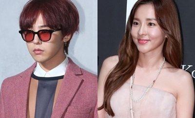 Haha, BIGBANG, G-Dragon, Sandara Park
