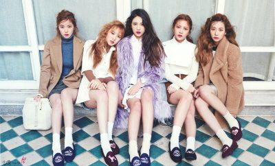 Red Velvet, Rookie,