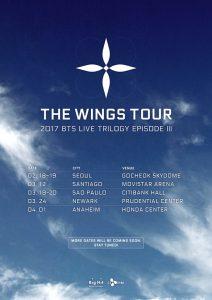 BTS, Wings Tour