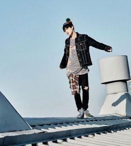 BTS, You Never Walk Alone, Suga