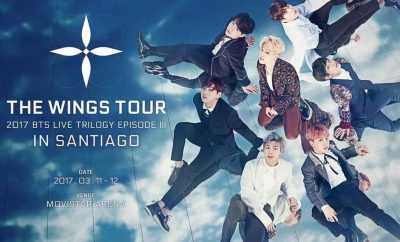 BTS, Wings Tour