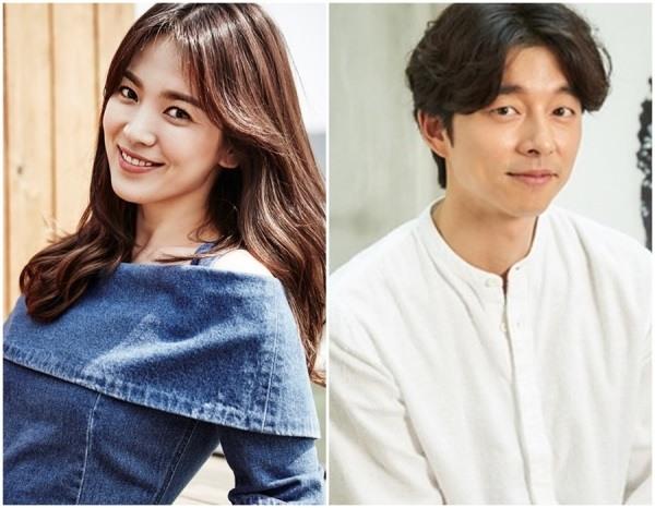 Song Hye Kyo, Gong Yoo, DramaFever Awards