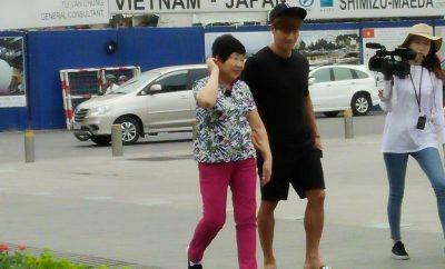Let's Go With Mom, Running Man, Kim Jong Kook