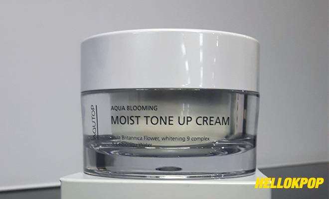 Aqutop Moist Tone Up Cream via Yeppunonnie PH