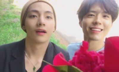 Love in the Moonlight, Park Bo Gum, BTS, V, Reply 1988 ,