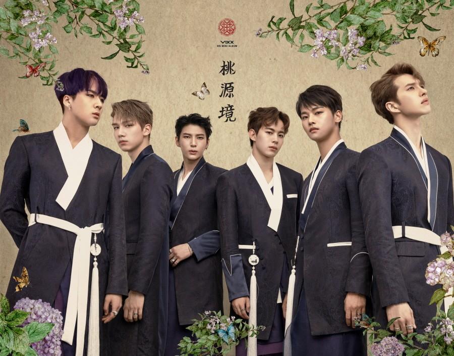 VIXX - The Oriental fantasy concept is fresh and unique