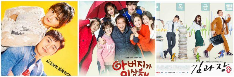2017 KBS Dramas