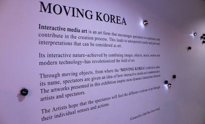 Moving Korea,Korean Cultural Center In The Philippines