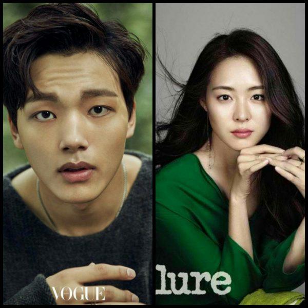 Yeo Jin Goo & Lee Yeon Hee