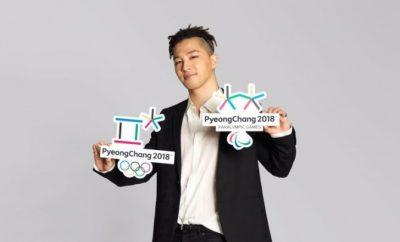 BIGBANG,Taeyang, 2018 PyeongChang Winter Games and Winter Paralympics