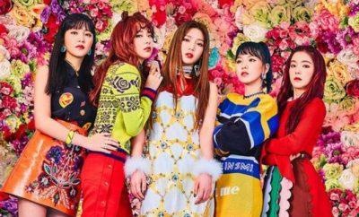 The Red , Red Velvet, Yeri, Rookie, Irene, Seulgi, Wendy, Joy, Ice Cream Cake,