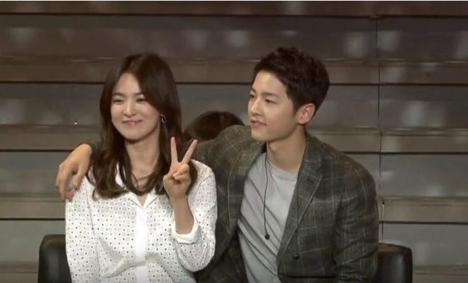 Joong Ki Dating Song Hye Kyo