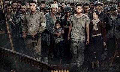 Battleship Island, Song Joong Ki, Battleship Island Record Breaking Opening Day