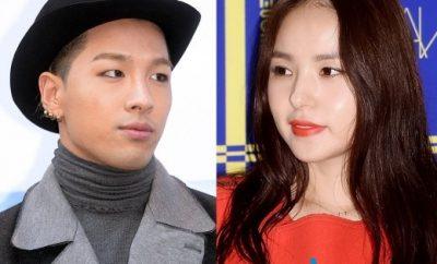 Eye Nose Lips, Min Hyo-rin, White Night, Taeyang, BIGBANG,