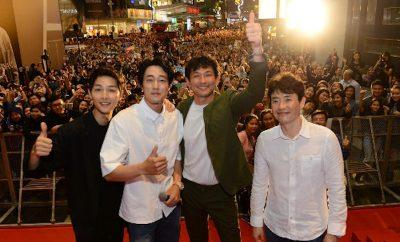 The Battleship Island, Ryoo Seung Wan, Song Joong Ki, So Ji Sub, Hwang Jung Min