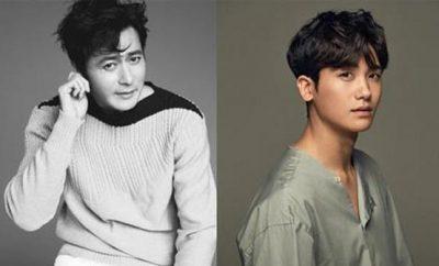 Suits, Jang Dong Gun, Park Hyung Sik,