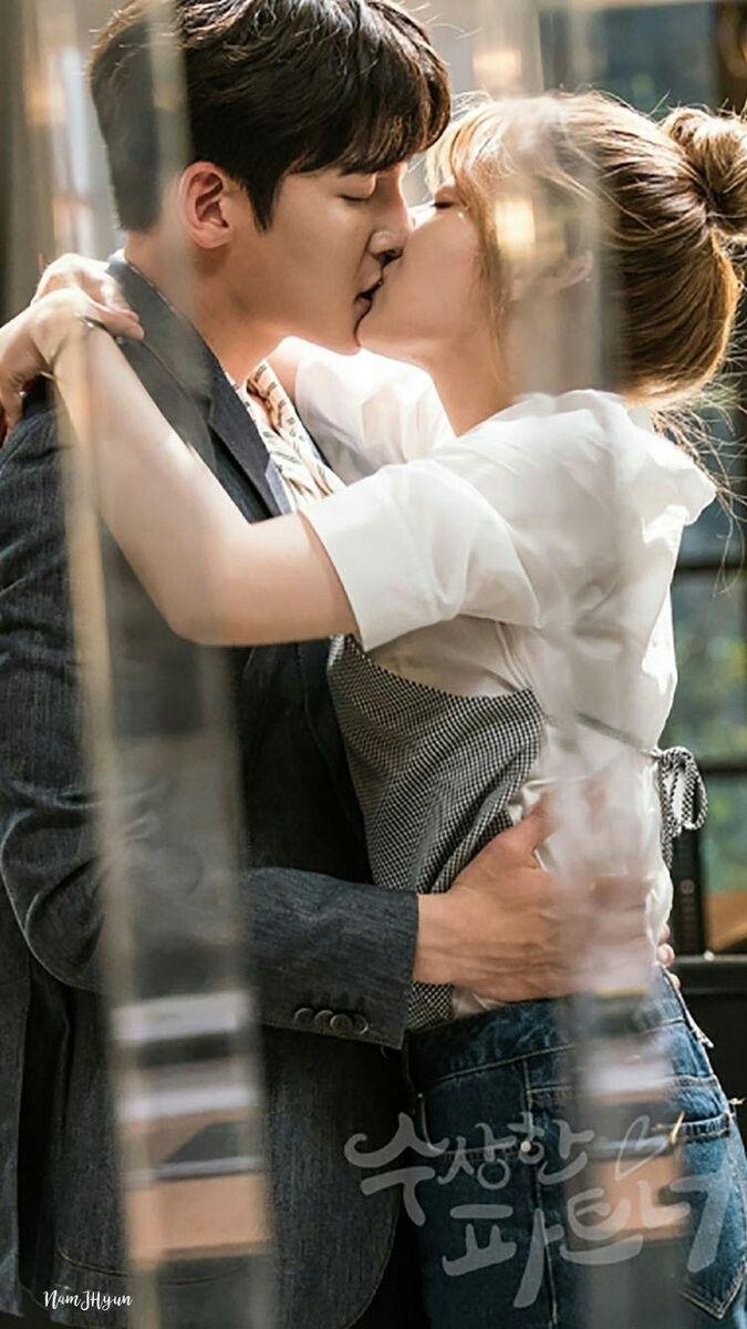 Korean Drama Kisses 2017