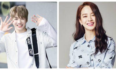 Pick Me , Kang Daniel, Jo Se Ho, Running Man, Song Ji Hyo, Wanna One,