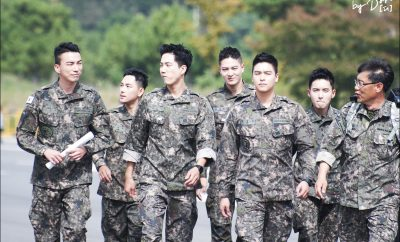 Descendants of the Sun, Joo Won, Lee Jang Woo, Do Sang Woo, Siwan, Park Gun Il, Super Junior, Ryeowook,Don't Worry, One Candle,