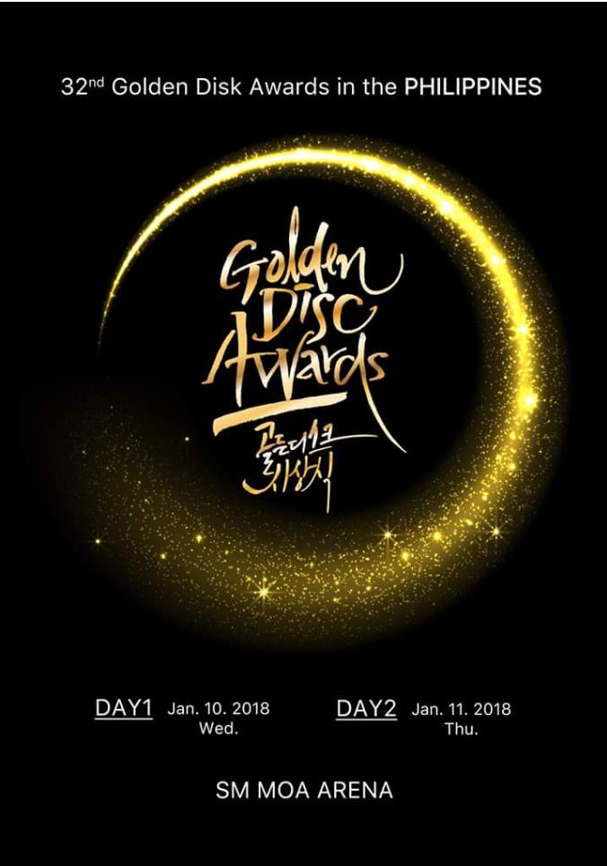 32nd Golden Disc Awards