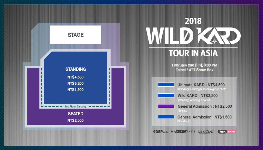 KARD Asia Tour
