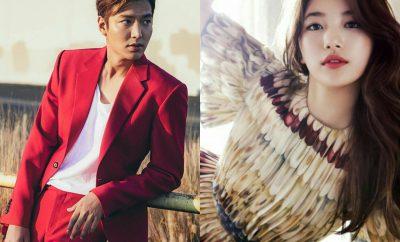 Lee Min Ho and Suzy