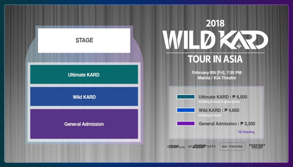 Wild Kard Tour In Asia