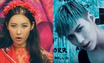 Gasina, 2017 MAMA, Move, SHINee, Wonder Girls, Taemin, Sunmi
