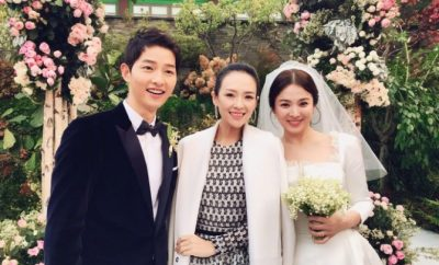 Zhang Ziyi, Song Joong Ki, Song Hye Kyo