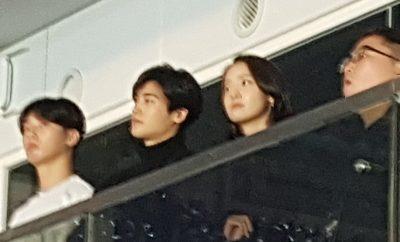 Girls' Generation, BTS, 2017 BTS Live Trilogy Episode III (Final Chapter): The Wings Tour, Hwarang, Yoona, Park Hyung Sik, Park Seo Joon