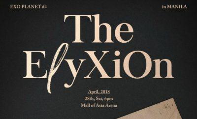 ElyXiOn in Manila