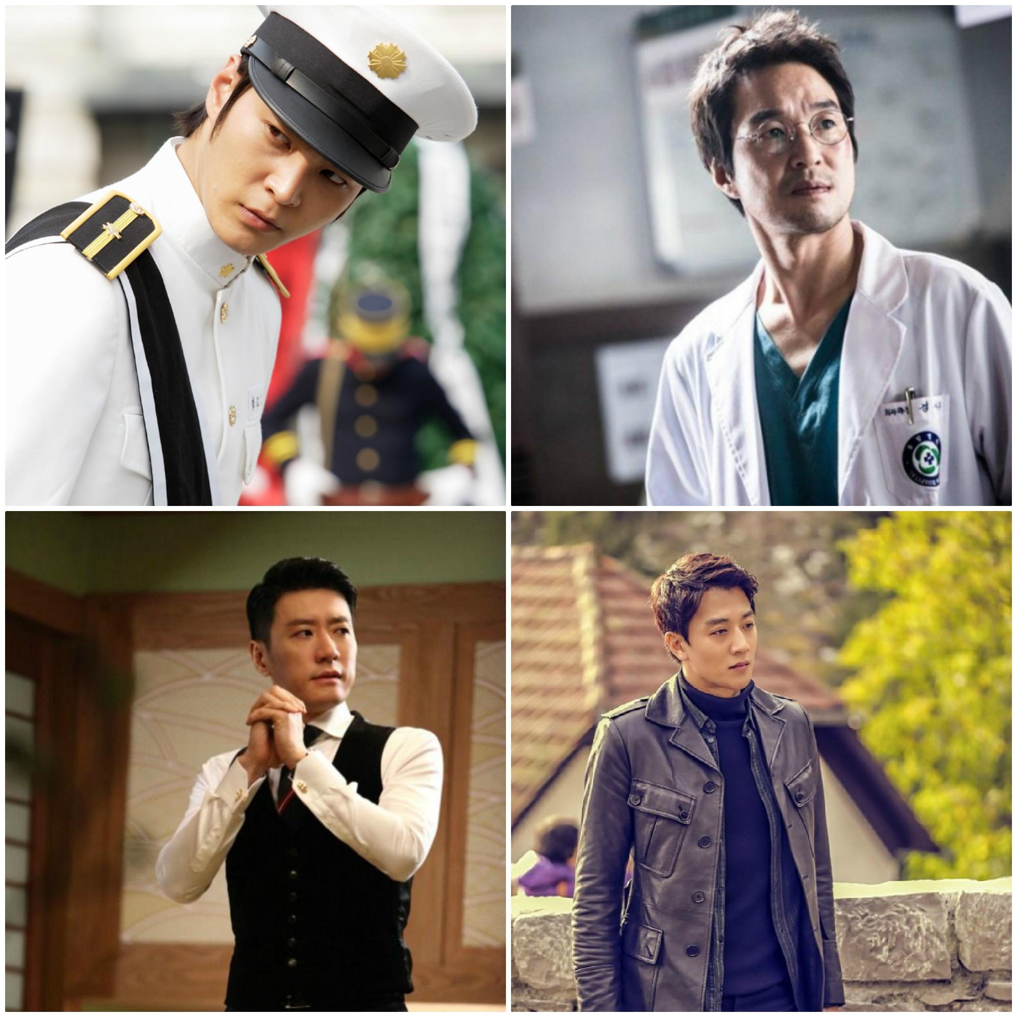 Inspiring Korean Dramas
