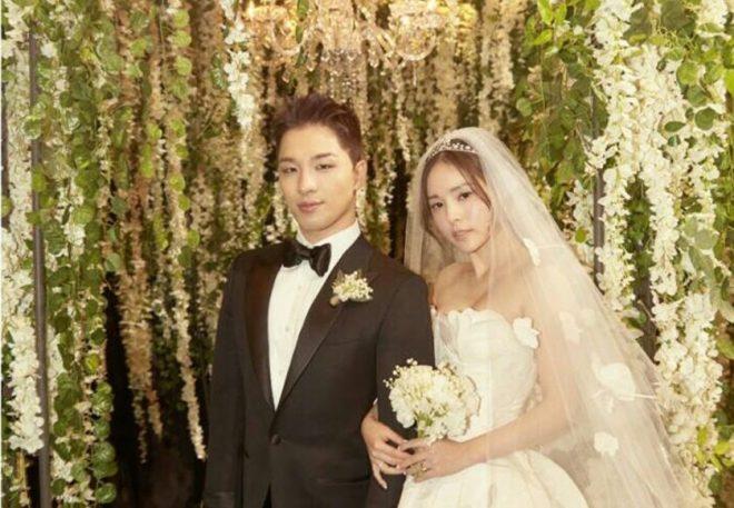BIGBANG's Taeyang & Min Hyo Rin To Welcome Their First Child Soon