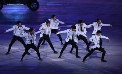 EXO 2018 Pyeongchang Winter Olympics