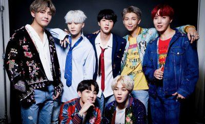 BTS, 2018 iHeartRadio Music Awards