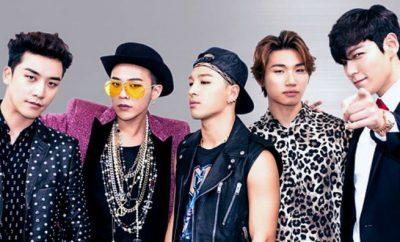 BIGBANG, Taeyang, G-Dragon, T.O.P, Seungri, Daesung
