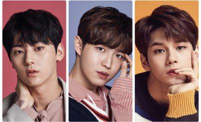 0+1=1(I Promise You), Hello Counselor Hello Counselor, Hwang Min Hyun, Kang Daniel, Kim Jae Hwan, Ong Seong Woo, Park Ji Hoon, It's Dangerous Beyond The Blankets,