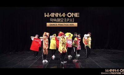 Wanna One, I.P.U, 0+1=1(I Promise You),