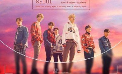Eyes On You, GOT7 2018 World Tour Eyes On You, GOT7,