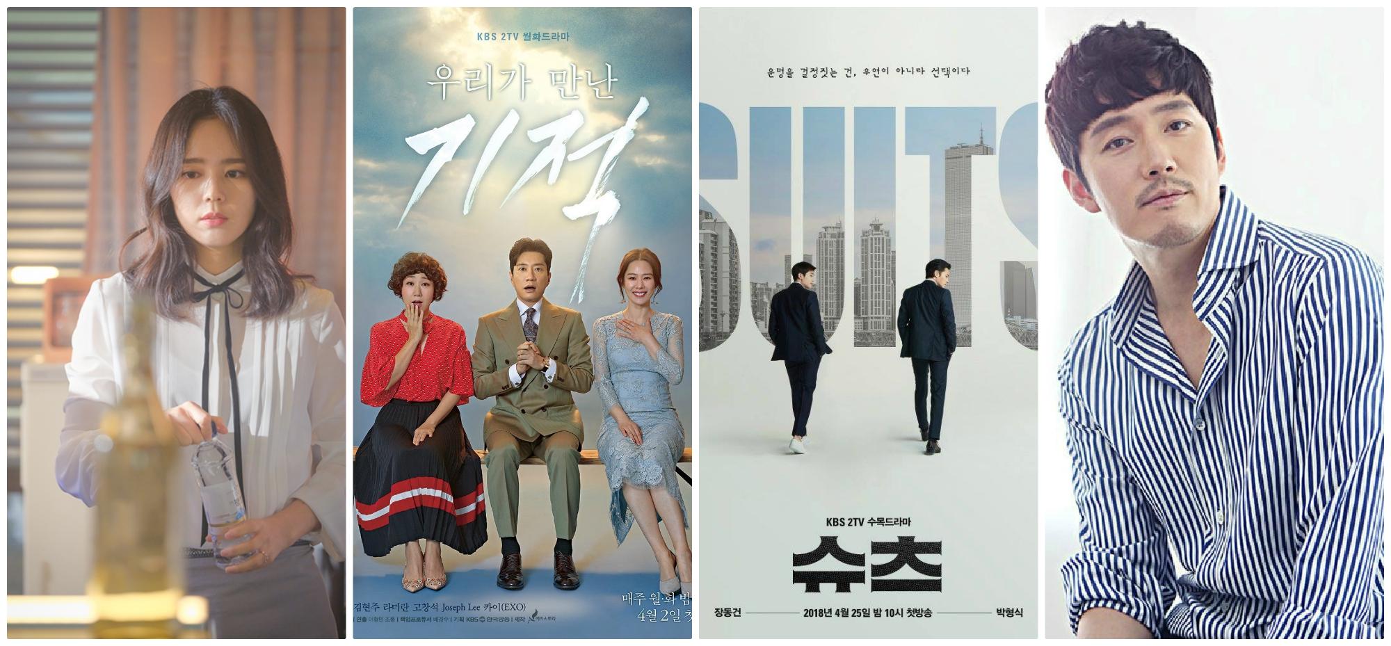 April 2018 Korean Dramas