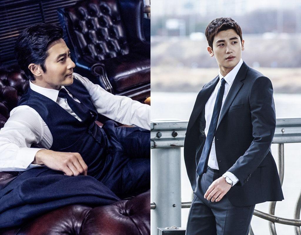 Suits Jang Dong Gun, Park Hyung Sik