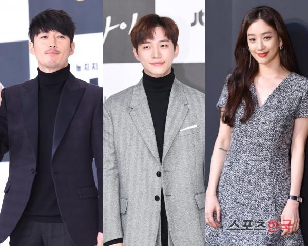 April 2018 Korean Dramas Greasy Melo Cast