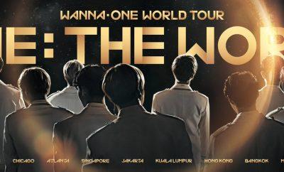 Wanna One World Tour, ONE: The World