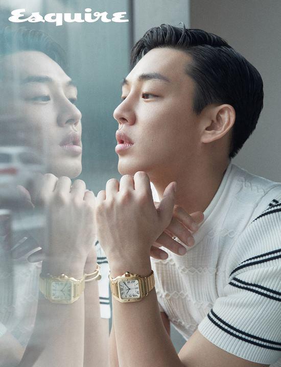 Yoo Ah In_#ALONE