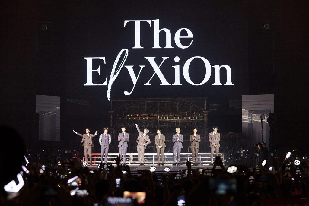 EXO The ElyXiOn in Manila
