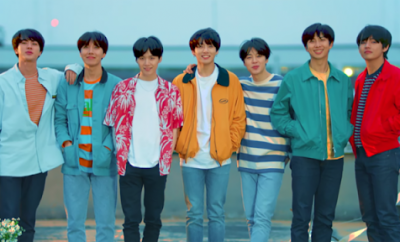 bts love yourself euphoria