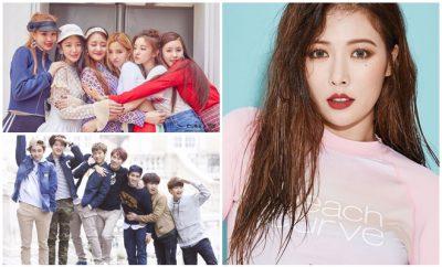 CLC, Wanna One, Lai Guan Lin, (G)I-DLE, HyunA, Jo Kwon, BTOB, CLC, PENTAGON, Yoo Seon Ho , UNITED CUBE -ONE-, UNITED CUBE - CUBE PARTY,