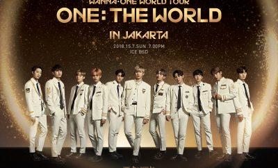 WANNA ONE Jakarta
