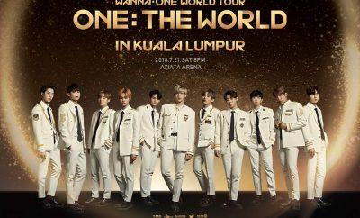 Wanna One in Kuala Lumpur