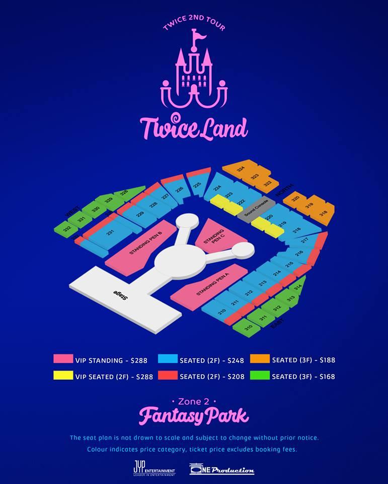 twice second concert zone 2 fantasy park singapore